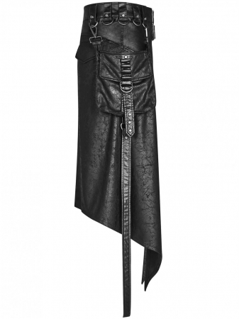 Assassin's Creed skirt Punk Rave WQ-4361