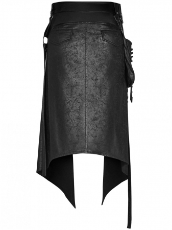 Assassin's Creed skirt Punk Rave WQ-4362