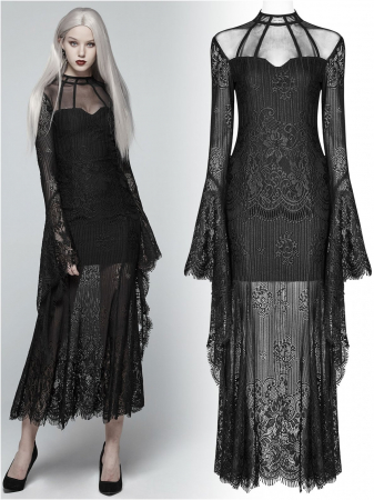 Bohemia dress WQ-382/BK Punk Rave0