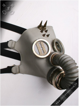 Catacomb Gas Mask harness1