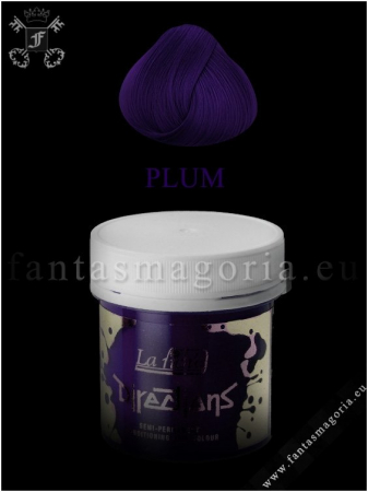 Coloring hair balsam - Plum0