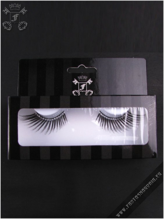 Crystal tears eyelashes1