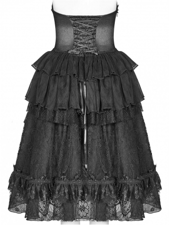 Gothic Butterfly dress WLQ-092-BK Punk Rave2