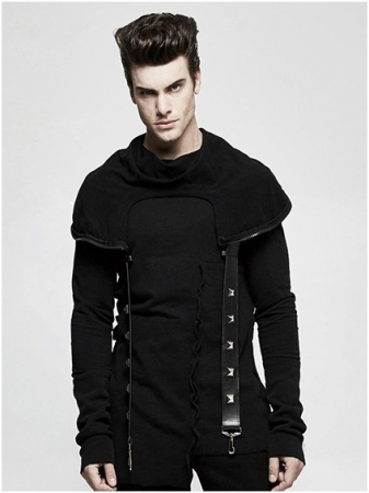 Katana sweater Y-680MENS Punk Rave0