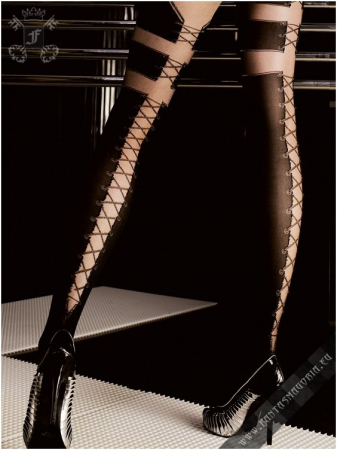 Lace Luxury tights1