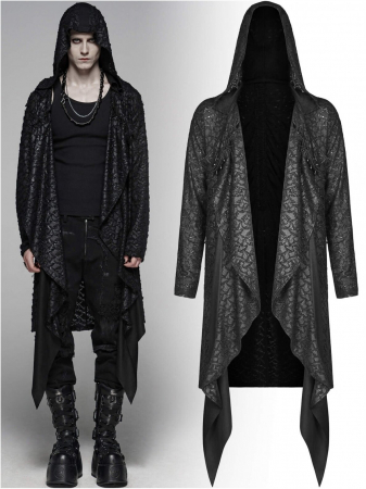 Merman jacket WY-1086-BK Punk Rave0