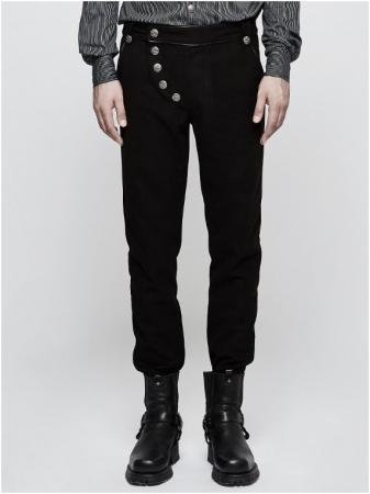 Taurus trousers K-303BK Punk Rave0