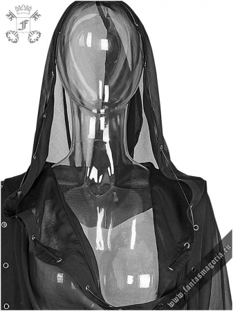 The Ghost cape top PY-187BK Punk Rave2