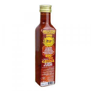 Suc de catina cu miere si extract de propolis ,Mellevitae,100% natura,