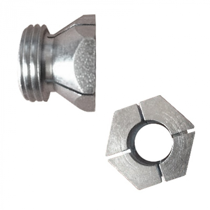 Bucșe racord rezistenta lineara filet 3/8 12.5mm 0