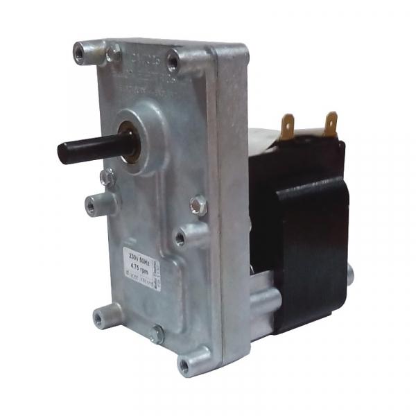Motor reductor snek, centrale peleti,4,75 rpm ax8,5mm 0