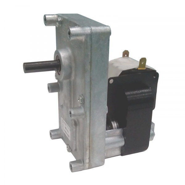 Motor reductor snek, centrale peleti, 1,5 rpm, ax 8,5mm 0