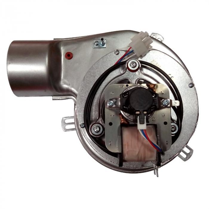 Extractor - extractor de fum pentru sobele cu peleți. 0