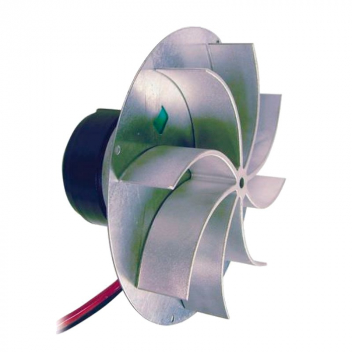 Extractor de fum  pentru sobe cu peleți , motor ECOFIT 2RECA3. 0