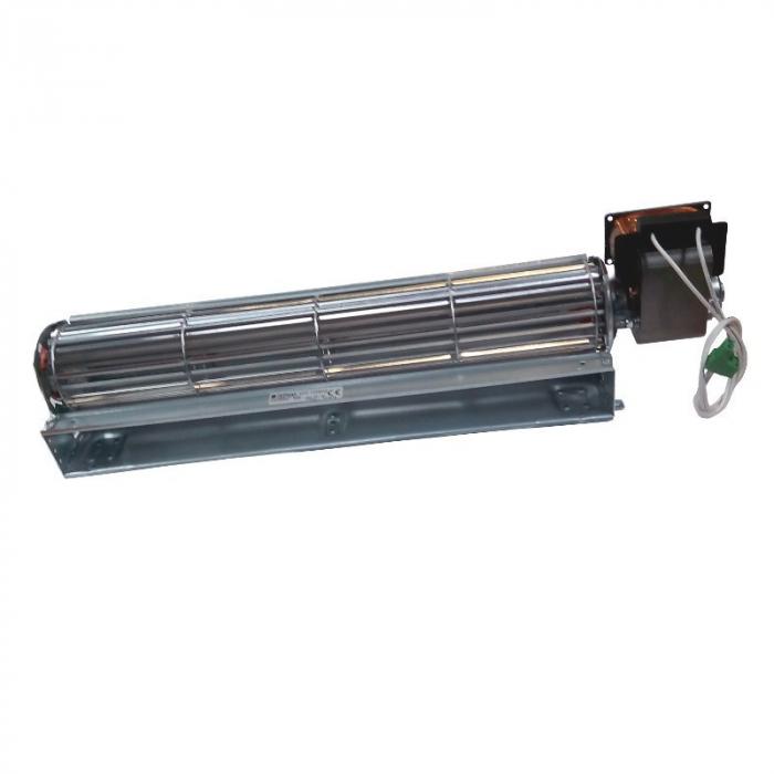 Ventilator tangențial pentru semineu cu peleți TGA 60 / 1-360 / 40 EMMEVI - FERGAS 114503X 0