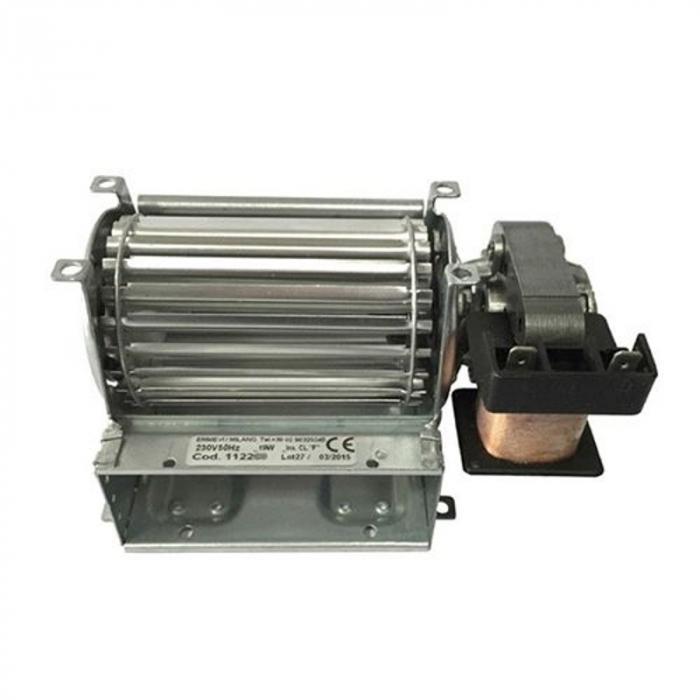 Ventilator tangențial pentru semineu cu peleți TGA 60 / 1-90 / 15 EMMEVI - FERGAS 112217 0