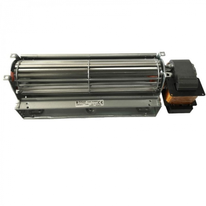 Ventilator tangențial pentru semineu cu peleți TGA 60 / 1-240 / 30 EMMEVI - FERGAS 113231 [0]