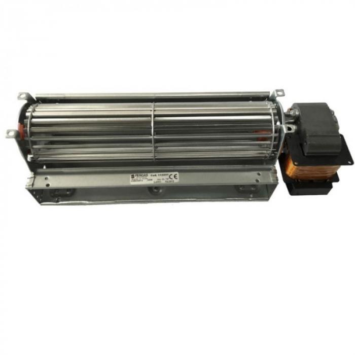 Ventilator tangențial pentru șemineu cu peleți TGA 60/1 - 240/20 - FERGAS 113136 0