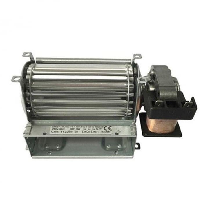Ventilator tangențial pentru semineu cu peleți TGA 60 / 1-120 / 15 EMMEVI - FERGAS 112414 0