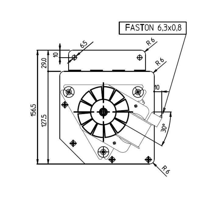 Ventilator tangențial 153612 [3]