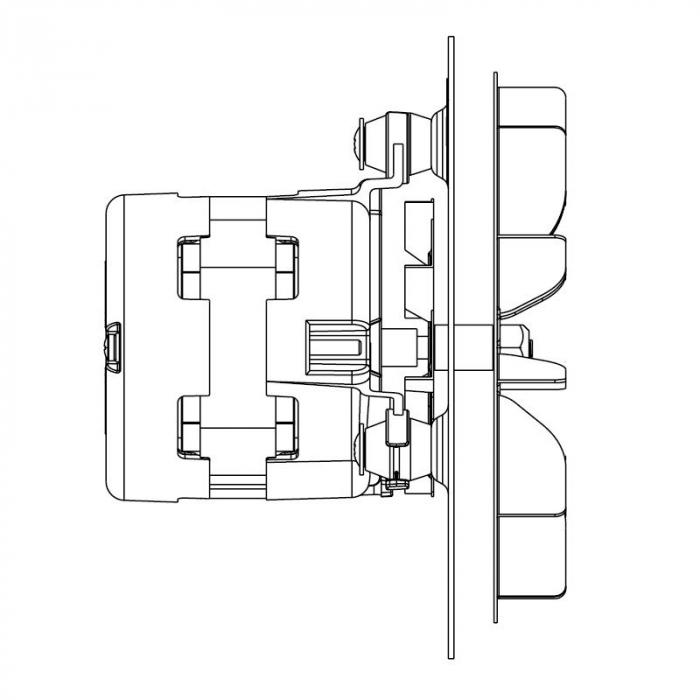 Ventilator extractor de fum  PL20CE0120 1