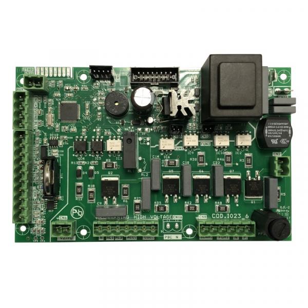 Placa de control MICRONOVA I023_6 pentru sobe cu peleți 0