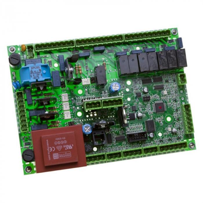 Termoregulator TIEMME SY400 MZQ121 0