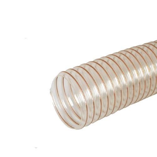 Furtun flexibil arzator peleti - diametru 75 mm [0]