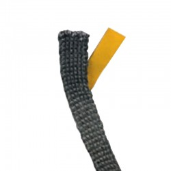Garnitura adeziva tip pamblica din fibra de sticla  + 550°C [0]