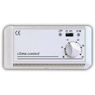 Termostat electronic de cameră pentru i șemineu si ventiloconvector 0