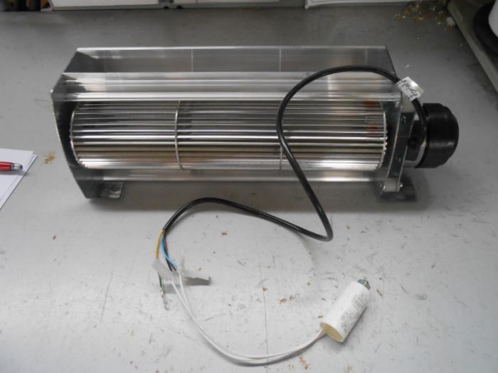 Ventilator tangențial pentru șemineu cu peleți TGA 60 / 1-180 / 15 EMMEVI - FERGAS  112766 [0]