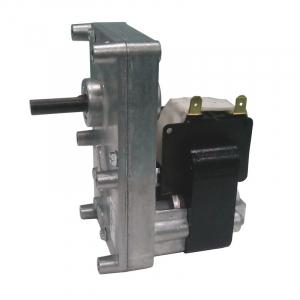 Motor reductor snek, centrale peleti,4 rpm, ax 9,5mm [0]