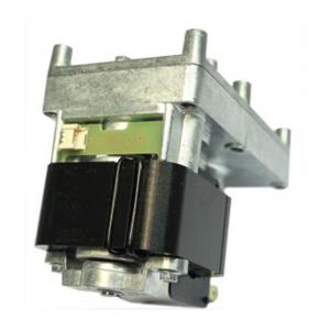 Motor reductor snek, centrale peleti, 1,5 rpm, ax 8,5mm1