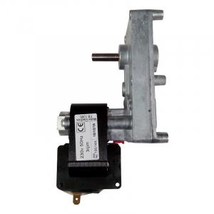 Motor reductor snek, centrale peleti, 3 rpm, ax 8,5mm0