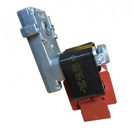 Motor reductor snek, centrale peleti,2 rpm fara ax K9117057 [0]