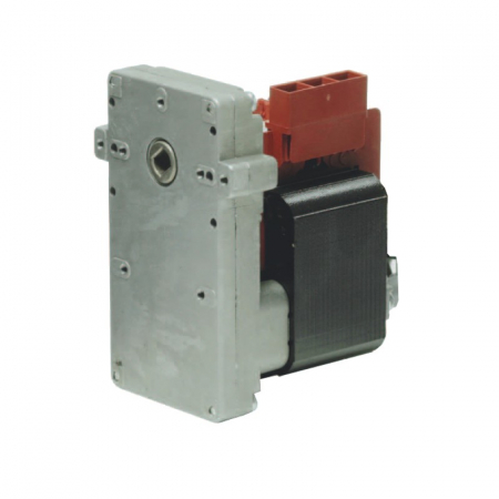 Motor reductor snek, centrale peleti,5 rpm fara ax [0]