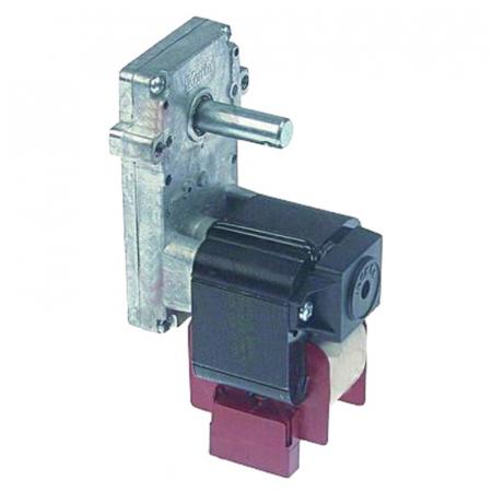 Motor reductor snek, centrale peleti,3 rpm ax 8,5mm K91171200
