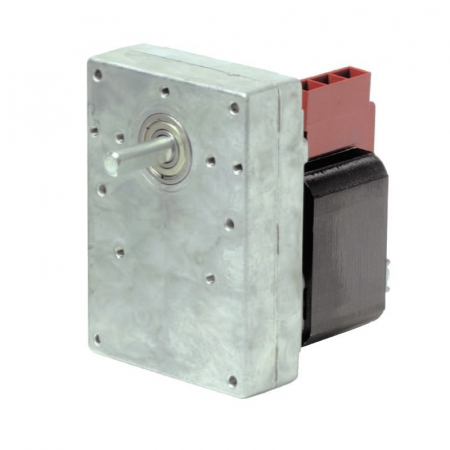 Motor reductor snek, centrale peleti, 4  rpm ax 8,5mm [0]