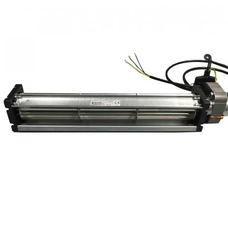 Ventilator tangențial pentru semineu cu peleți TGA 45 / 2-300 / 20 EMMEVI - FERGAS 1076020