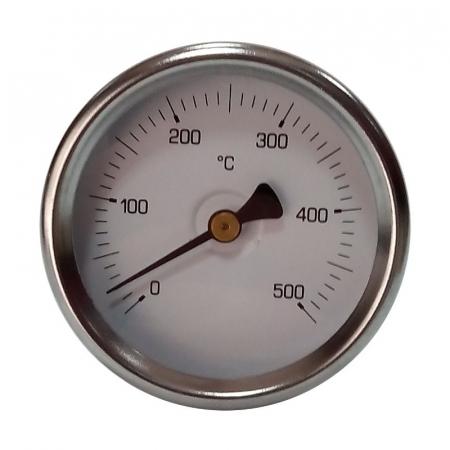 Termometru pentru cuptoare cu sonda liniara 500 ° C [0]