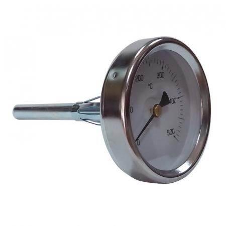 Termometru pentru cuptoare cu sonda liniara 500 ° C [2]