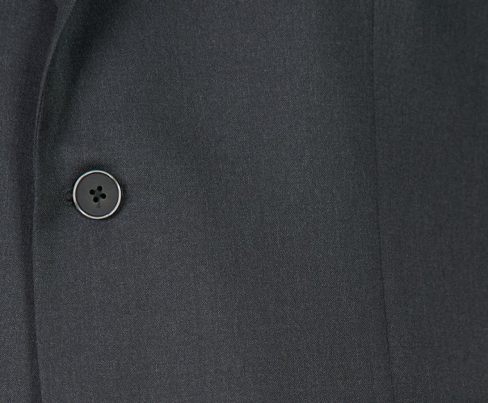 Costum barbati gri din lana [2]
