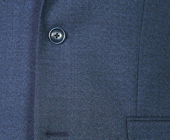 Costum barbati albastru [2]