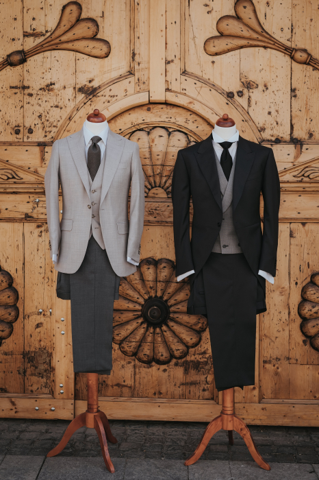 Costum made-to-measure [1]
