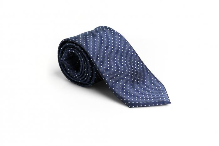 Cravata matase model dots [0]