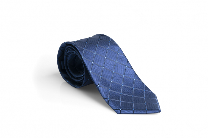 Cravata matase model geometric [0]