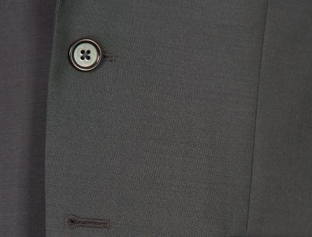 Costum barbati slim din lana [2]