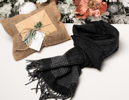 Fular lana in carouri [0]