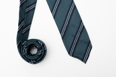 Cravată handmade mătase [0]