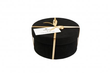 Papion negru din catifea [1]